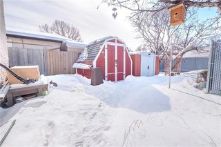 Photo 22: 312 Le Maire Street in Winnipeg: Grandmont Park Residential for sale (1Q)  : MLS®# 202005884
