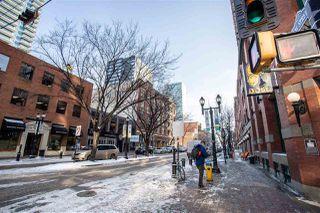 Photo 37: 803 10152 104 Street in Edmonton: Zone 12 Condo for sale : MLS®# E4195423