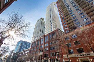 Photo 2: 803 10152 104 Street in Edmonton: Zone 12 Condo for sale : MLS®# E4195423