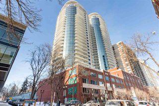 Photo 1: 803 10152 104 Street in Edmonton: Zone 12 Condo for sale : MLS®# E4195423