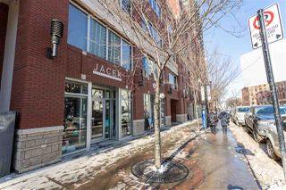 Photo 39: 803 10152 104 Street in Edmonton: Zone 12 Condo for sale : MLS®# E4195423