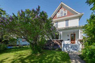 Photo 1: 11034 129 Street in Edmonton: Zone 07 House for sale : MLS®# E4200162