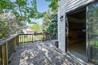 Photo 31: 11034 129 Street in Edmonton: Zone 07 House for sale : MLS®# E4200162