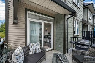 "Photo 35: 93 8050 204 Street in Langley: Willoughby Heights Townhouse for sale in ""ASHBURY + OAK"" : MLS®# R2462104"