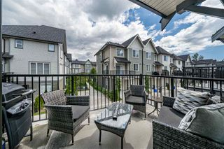 "Photo 33: 93 8050 204 Street in Langley: Willoughby Heights Townhouse for sale in ""ASHBURY + OAK"" : MLS®# R2462104"