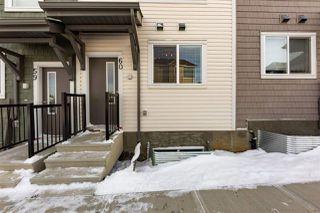 Photo 3: 60 600 Bellerose Drive: St. Albert Townhouse for sale : MLS®# E4220750