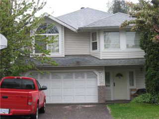 "Photo 1: 1622 MCHUGH Close in Port Coquitlam: Citadel PQ House for sale in ""SHAUGHNESSY WOODS"" : MLS®# V824849"