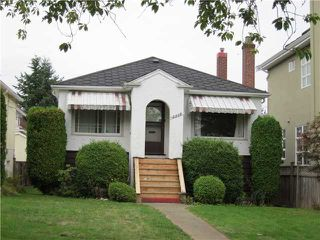 Photo 1: 5530 COLUMBIA Street in Vancouver: Cambie House for sale (Vancouver West)  : MLS®# V853528