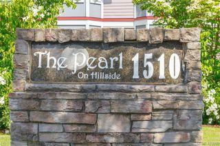 Photo 2: 307 1510 Hillside Avenue in VICTORIA: Vi Hillside Condo Apartment for sale (Victoria)  : MLS®# 423860