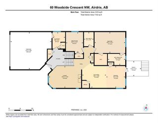 Photo 32: 60 WOODSIDE Crescent NW: Airdrie Detached for sale : MLS®# C4304894