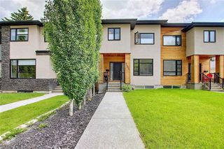Photo 1: 2410 32 Street SW in Calgary: Killarney/Glengarry Semi Detached for sale : MLS®# C4305580
