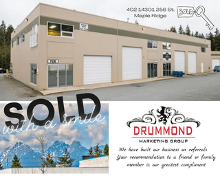 Main Photo: 402 14301 256 Street in Maple Ridge: Websters Corners Commercial for sale : MLS®# C8032734