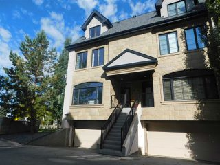 Main Photo: 12 9561 143 Street in Edmonton: Zone 10 Townhouse for sale : MLS®# E4214246