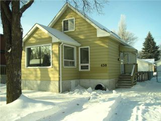 Photo 1:  in WINNIPEG: St James Residential for sale (West Winnipeg)  : MLS®# 1001776