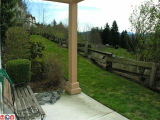 "Photo 10: 20 35287 OLD YALE Road in Abbotsford: Abbotsford East Townhouse for sale in ""THE FALLS"" : MLS®# F1007173"