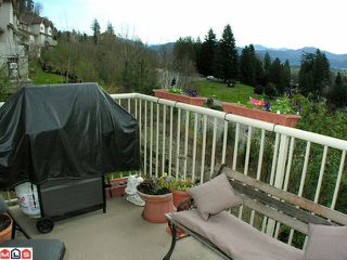 "Photo 9: 20 35287 OLD YALE Road in Abbotsford: Abbotsford East Townhouse for sale in ""THE FALLS"" : MLS®# F1007173"