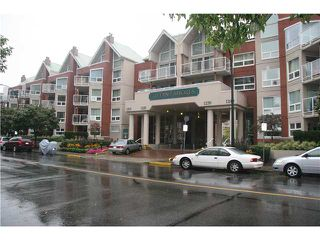 "Photo 1: 207 1210 QUAYSIDE Drive in New Westminster: Quay Condo for sale in ""TIFFANY SHORES"" : MLS®# V848264"