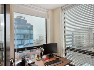 "Photo 8: 809 1068 W BROADWAY in Vancouver: Fairview VW Condo for sale in ""THE ZONE"" (Vancouver West)  : MLS®# V865216"