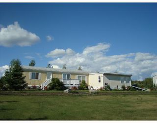 Main Photo: 8720 PINE Road in Fort_St._John: Fort St. John - Rural W 100th House for sale (Fort St. John (Zone 60))  : MLS®# N185062