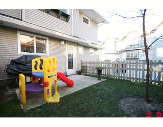 "Photo 6: 35 6651 203RD Street in Langley: Willoughby Heights Townhouse for sale in ""SUNSCAPE"" : MLS®# F2833451"