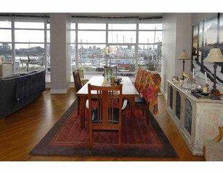 "Photo 6: 616 KINGHORNE MEWS BB in Vancouver: False Creek North Condo for sale in ""SLIVER SEA"" (Vancouver West)  : MLS®# V754390"