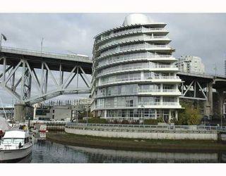 "Photo 1: 616 KINGHORNE MEWS BB in Vancouver: False Creek North Condo for sale in ""SLIVER SEA"" (Vancouver West)  : MLS®# V754390"