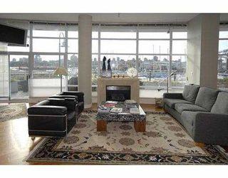 "Photo 5: 616 KINGHORNE MEWS BB in Vancouver: False Creek North Condo for sale in ""SLIVER SEA"" (Vancouver West)  : MLS®# V754390"
