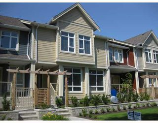 Photo 1: 1007 E 20 Avenue in Vancouver: Fraser VE Townhouse for sale (Vancouver East)  : MLS®# V772995