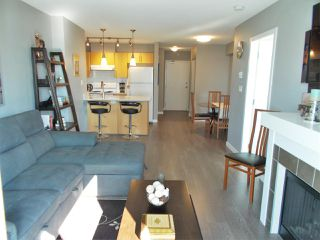 "Photo 5: 1205 1178 HEFFLEY Crescent in Coquitlam: North Coquitlam Condo for sale in ""Obelisk"" : MLS®# R2412645"