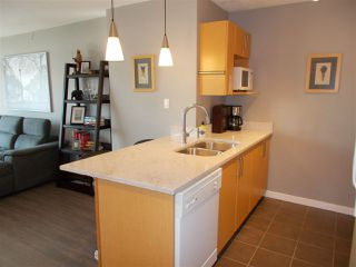 "Photo 7: 1205 1178 HEFFLEY Crescent in Coquitlam: North Coquitlam Condo for sale in ""Obelisk"" : MLS®# R2412645"