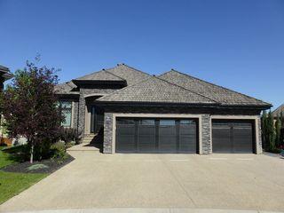 Photo 1: 4014 WESTCLIFF Place SW in Edmonton: Zone 56 House for sale : MLS®# E4185992