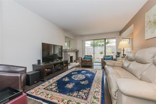 Main Photo: 10 3350 ROSEMONT Drive in Vancouver: Champlain Heights Townhouse for sale (Vancouver East)  : MLS®# R2433892