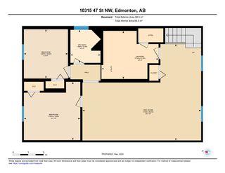Photo 44: 10315 47 Street NW in Edmonton: Zone 19 House for sale : MLS®# E4192437