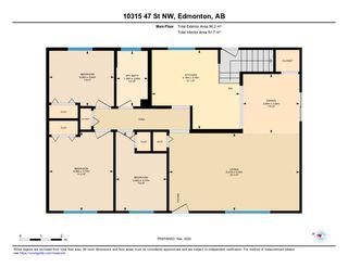Photo 43: 10315 47 Street NW in Edmonton: Zone 19 House for sale : MLS®# E4192437