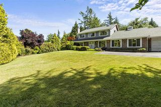 "Photo 1: 17282 29 Avenue in Surrey: Grandview Surrey House for sale in ""COUNTRY WOODS ESTATE"" (South Surrey White Rock)  : MLS®# R2467467"