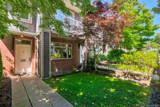 Main Photo: 7335 MACPHERSON Avenue in Burnaby: Metrotown Townhouse for sale (Burnaby South)  : MLS®# R2483354