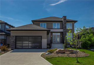 Photo 1: 32 Stan Bailie Drive in Winnipeg: South Pointe Residential for sale (1R)  : MLS®# 202020582