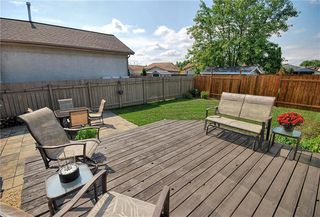 Photo 23: 8 Marinus Place in Winnipeg: River Park South Residential for sale (2E)  : MLS®# 202021166