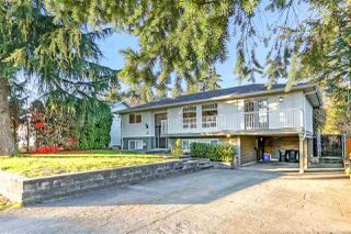 Main Photo: 1833 SALISBURY Avenue in Port Coquitlam: Glenwood PQ House for sale : MLS®# R2497854