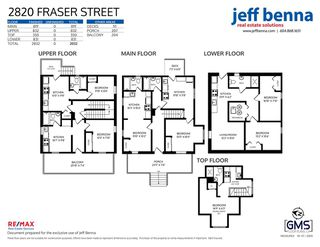 """Photo 39: 2820 FRASER Street in Vancouver: Mount Pleasant VE House for sale in """"""""Belle View"""""""" (Vancouver East)  : MLS®# R2507724"""