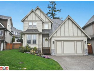 "Main Photo: 5892 164A Street in Surrey: Cloverdale BC House for sale in ""BELL RIDGE"" (Cloverdale)  : MLS®# F1007056"