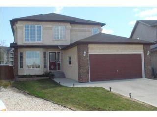 Photo 1: 51 Cedarcroft Place in WINNIPEG: St Vital Residential for sale (South East Winnipeg)  : MLS®# 1008660