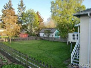 Photo 5: 2521 Fernwood Road in VICTORIA: Vi Oaklands Single Family Detached for sale (Victoria)  : MLS®# 281165