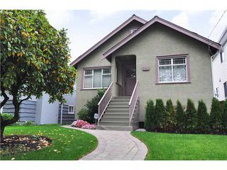 Photo 1: 885 W 60TH Avenue in Vancouver: Marpole House for sale (Vancouver West)  : MLS®# V852517