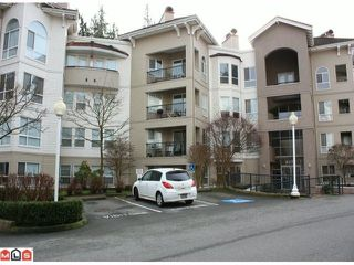 "Photo 1: 411 3176 GLADWIN Road in Abbotsford: Central Abbotsford Condo for sale in ""REGENCY PARK"" : MLS®# F1102653"