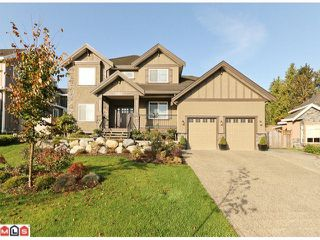 Photo 1: 9361 164A Street in Surrey: Fleetwood Tynehead House for sale : MLS®# F1102915