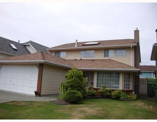"""Photo 1: 10771 ATHABASCA Drive in Richmond: McNair House for sale in """"ASPEN ESTATES"""" : MLS®# V774091"""