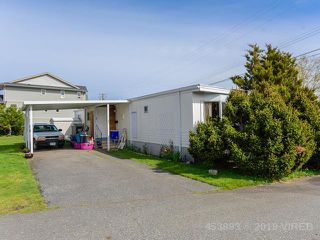 Photo 1: 1 2625 MANSFIELD DRIVE in COURTENAY: Z2 Courtenay City Manufactured/Mobile for sale (Zone 2 - Comox Valley)  : MLS®# 453893