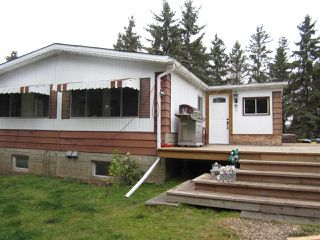 Photo 1: 545063 Hwy 893: Rural Vermilion River County Manufactured Home for sale : MLS®# E4177364