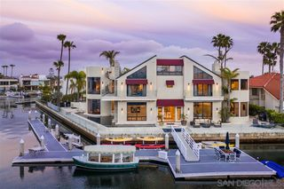 Main Photo: CORONADO CAYS House for sale : 6 bedrooms : 4 Buccaneer Way in Coronado
